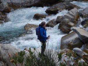 Percorsi: Streambed trekking sul torrente Argentina